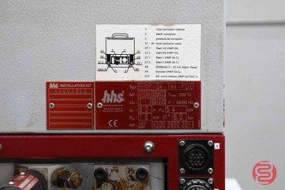 HHS Promelt HMP-04 Hot Melt Gluer - 012721090330