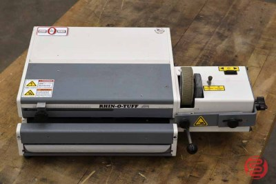 Rhin-O-Tuff OD4000 Heavy Duty Punch w/ Rhin-O-Tuff OD4300 Plastic Coil Inserter - 011921114120