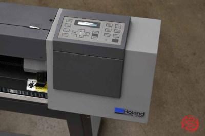 Roland CJ-70 Camm Jet Wide Format Printer and Cutter - 011921124420