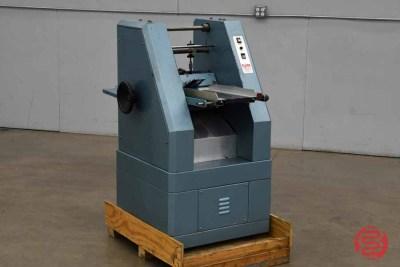 Rollem Auto 4 Perf Slit Score Numbering Machine - 012821125820