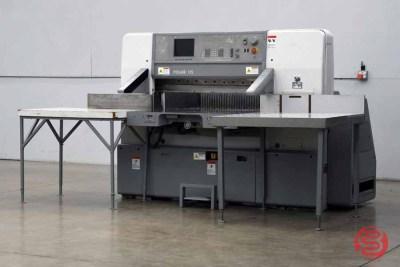 2000 Polar 115ED 45in Programmable Paper Cutter - 020321015050