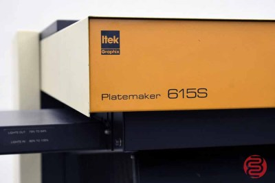 2017 Itek Graphix Platemaker 615S - 020421015810