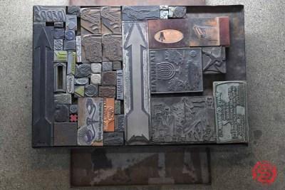 Antique Letterpress Blocks - 021221104740