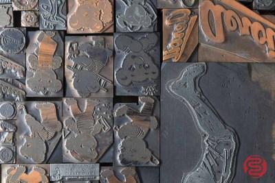 Antique Letterpress Blocks - 021221112440