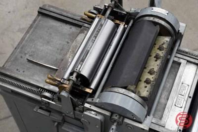 Antique Vandercook No. 4T Proof Press - 021021100500