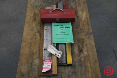 Challenge 305 MCM Hydraulic Paper Cutter - 020821094720
