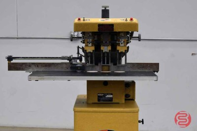 Challenge EH-3 Three Spindle Hydraulic Paper Drill - 020221113230