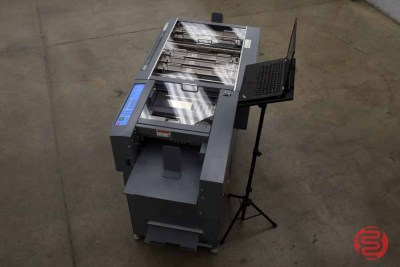 Duplo DC-645 Heavy Duty Slitter Cutter Creaser with Business Card Module, Gutter Cutter and Imposition Setup Laptop - 020521033110