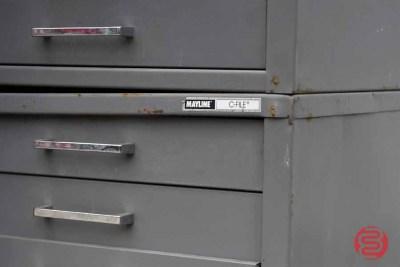Mayline - C-File 10 Drawer Flat Files - 021721122650