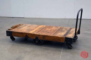 Vintage Lansing Warehouse Cart - 021221094510
