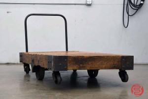 Vintage Lansing Warehouse Cart - 021821015510
