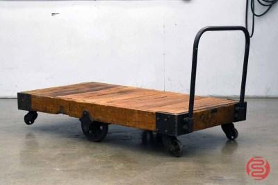 Vintage Lansing Warehouse Cart - 021821015510