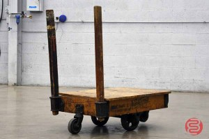 Vintage Nutting Warehouse Cart - 022321031050