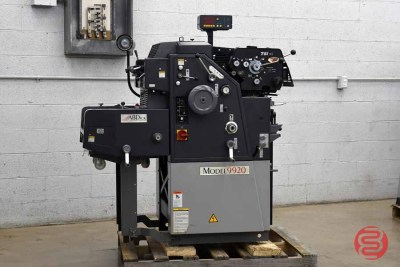 2005 Ryobi AB Dick 9920 Single Color Offset Press - 030521095550