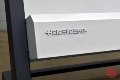 2013 Heidelberg Plate Bender SM 102B - 032521092020