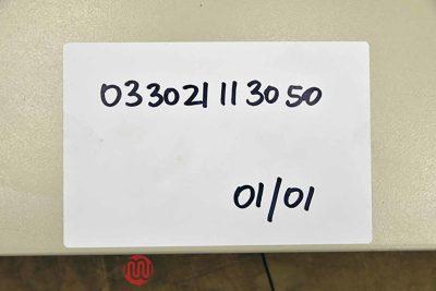 JBI ProCrease M21 Manual Creaser - 033021113050