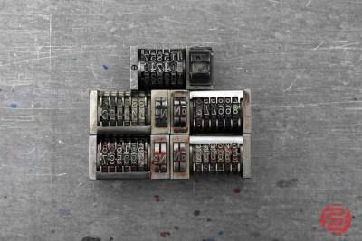 Numbering Machine (Qty -5) - 022621081340