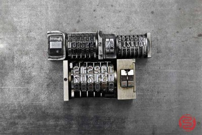 Numbering Machine (Qty -6) - 030921023030