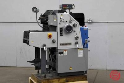 RYOBI 3200CD Single Color Offset Printing Press - 031621081620