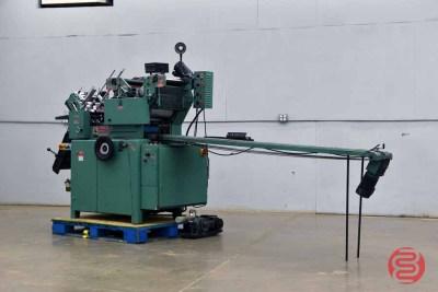 1994 Halm Jet TWOD-D Two Color High Speed Envelope Press - 042121084050