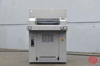 2000 Triumph 5550 Programmable Paper Cutter - 042221102030