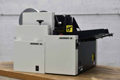 Accufast KT2 Double Head Tabbing Machine - 040921082540