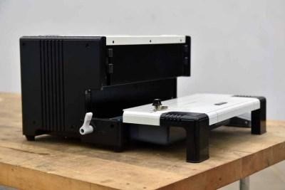 Akiles FlexiPunch-E Heavy-Duty Electric Modular Punch - 040921025430