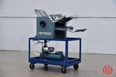 Baum 714 Ultrafold Air Feed Paper Folder - 042021013050