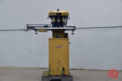 Challenge EH-3 Three Spindle Hydraulic Paper Drill - 042821082010