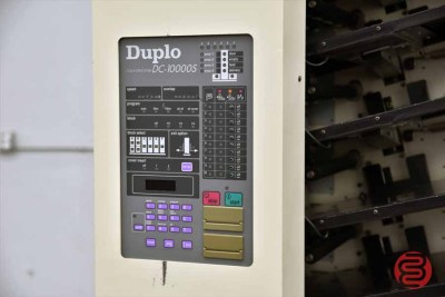 Duplo Dynamic Booklet Making System w/ 12-Bin Collating Tower - 041921024040