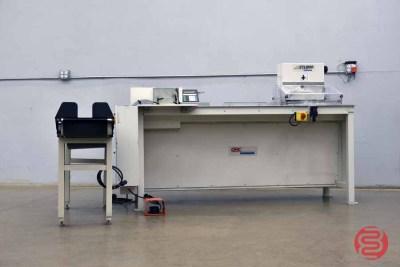 GBC STL1000 Semi-Automatic Twin Loop Binding Machine - 042721015055