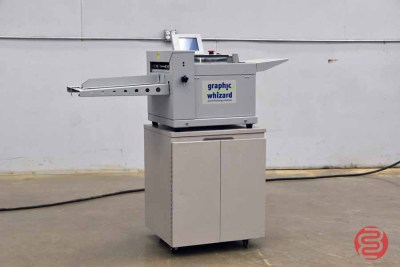 Graphic Whizard PT330-SA Semi-Automatic Creasing Machine - 040521111010