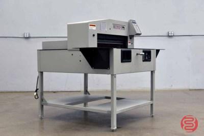 Intimus Powerline PL265 Programmable Paper Cutter - 041221033050