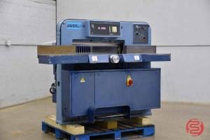 Mandelli Star 100 Hydraulic Programmable 30in Paper Cutter - 041321091550