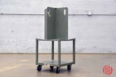 Martin Yale Quadracart Paper Bindery Cart - (Qty 2) - 041521104040