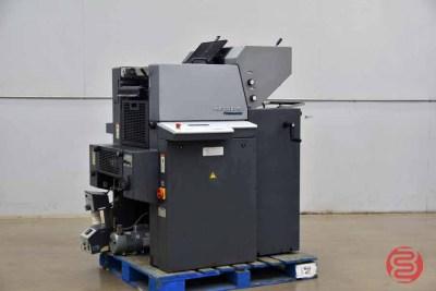 2004 Heidelberg Printmaster QM-46-2 Two Color Printing Press - 051121015138