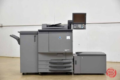 2008 Konica Minolta Bizhub Pro C6500 Digital Press w/ Fiery - 051121023649