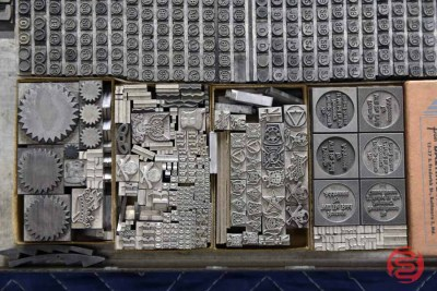 Assorted Letterpress Cuts - 050521033911