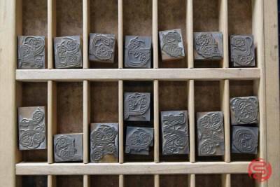Assorted Letterpress Cuts - 050621113202