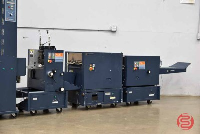 CP Bourg BST-10 30 Bin Booklet Making System - 052121093248