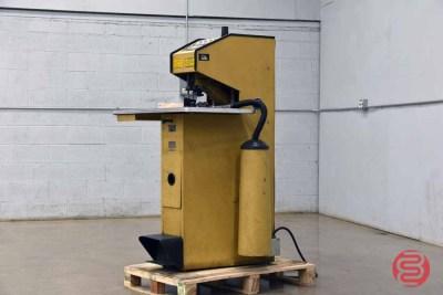 Challenge RH Single Spindle Hydraulic Corner Rounder - 052721021354