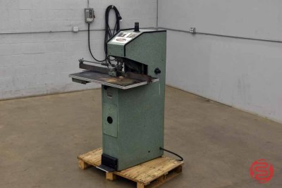 Challenge RH Single Spindle Hydraulic Paper Drill - 051021082434