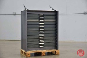 Hamilton Letterpress Typekit Cabinet - 050321022020