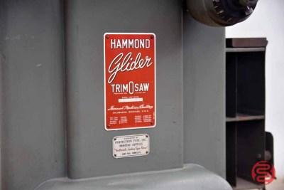 Hammond Glider Trim-o-Saw - 050321024040