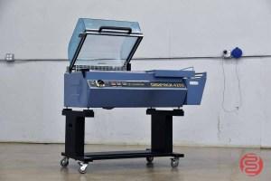 Italdibipack Dibipack 4255 EV Semi-Automatic Shrink Wrap Machine w/ Magnetic Hold Down - 052521082741