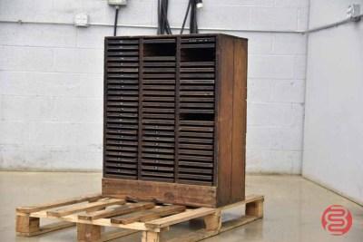Letterpress Cabinet - 050521082006