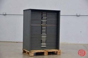 Letterpress Typekit Cabinet - 050321112020