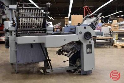 Stahlfolder B20 Pile Feed Paper Folder w/ Right Angle - 052721115730