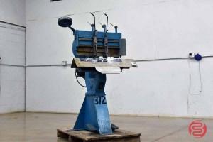 1976 Interlake Model P Multiple Head Flat Book / Saddle Stitcher - 060521103912