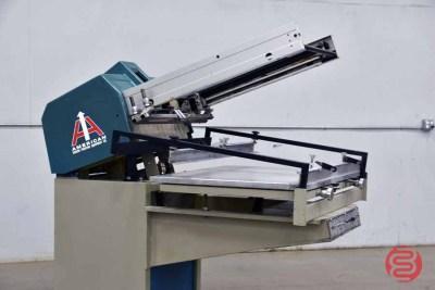 1993 American M&M Cameo 30SS Semi Automatic Graphic Press - 060221104650
